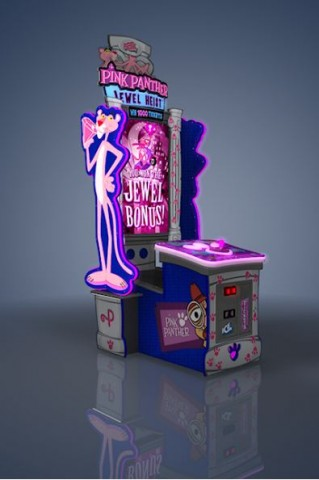 Pink Panther Jewel Heist, ICE, США