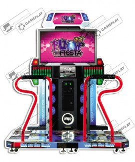 ANDAMIRO, США PUMP IT UP FX 42 - FIESTA