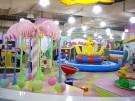 Мягкие детские игровые зоны Soft Play