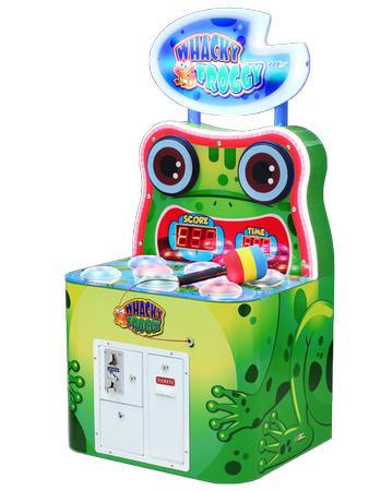 Whacky Froggy, UNIS, Китай
