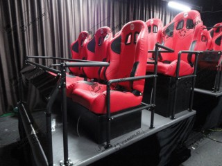 5D Game Cinema Theater