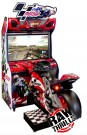 Moto Gp Red Blue, Raw Thrills -UNIS, США-Китай