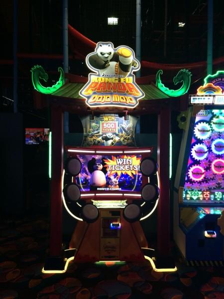 Kung Fu Panda, ICE, США