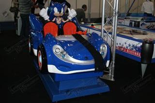 SONIC CAR