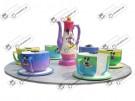 24 Seats Tea Cup