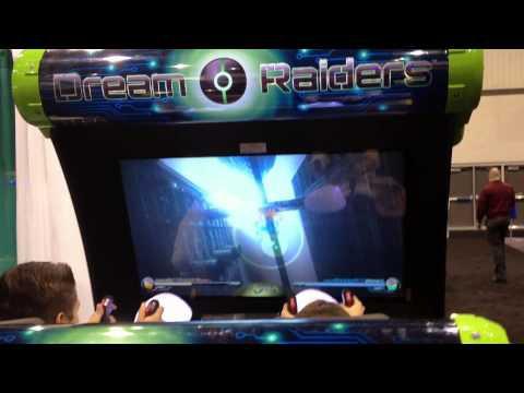 Dream Raiders SEGA, США, Англия