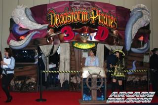 DEADSTORM PIRATES DX NAMCO, США