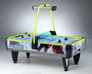 Air Hockey ICE -L006B, Barron Games (США)