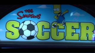 Simpsons Soccer, Coastal Amusements, США