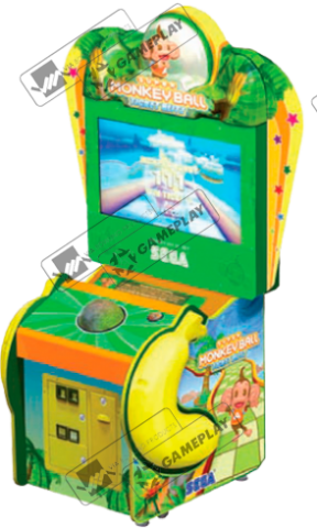MONKEY BALL SEGA, США, Англия