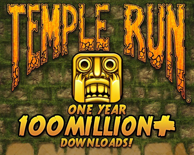 Temple Run, Coastal Amusements, США