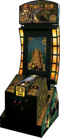 Temple Run, Coastal Amusements, США