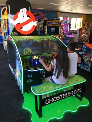 Ghostbusters Arcade, ICE, США
