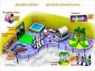 Мягкие игровые комнаты и площадки для детей