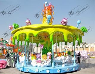 21 Seats Carousel