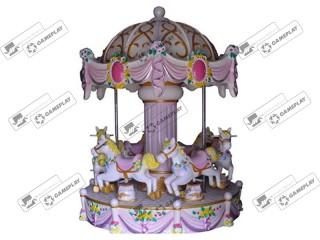 6 Seats Carousel