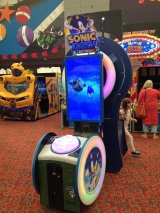 Sonic Dash Extreme, SEGA, США