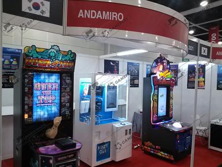 ANDAMIRO WINNERS RINGER