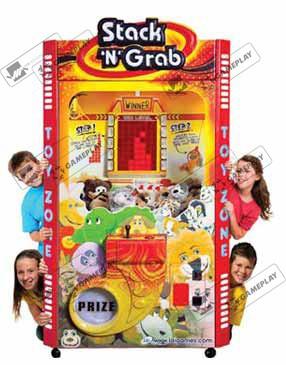 LAI GAMES STACK N GRAB