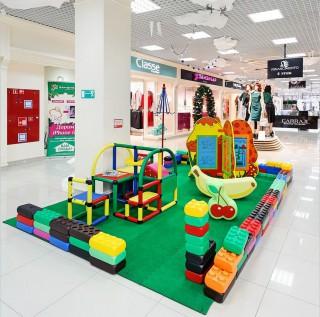 Размещение в торговых центрах