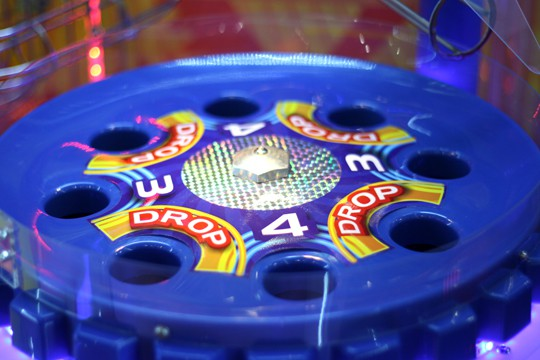 Triple Turn, Namco, США