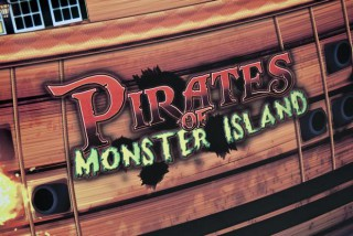 Pirates of Monster Island, SEGA, США
