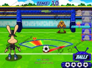 UNIVERSAL SPACE Soccer Maniac