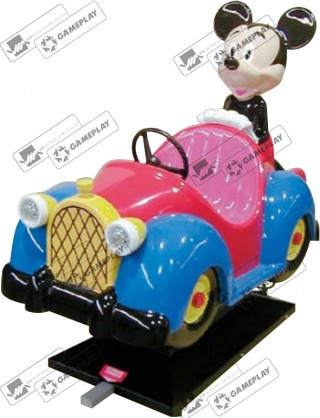 MICKEY MOUSE CAR