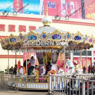 16 Seats Carousel