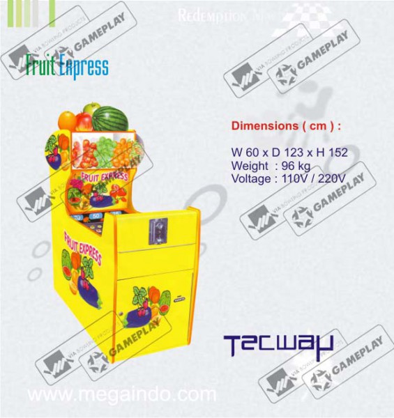 FRUIT EXPRESS TECWAY, Китай