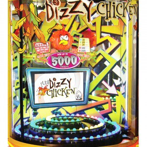 Dizzy Chicken, Bay Tek, США