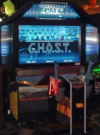 Operation Ghost 55'' DLX SEGA, JAPAN